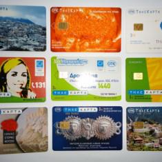 Lot cartele telefonice straine Grecia - 3 - CEL MAI MIC PRET - Cartela telefonica straina