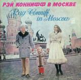 RAY CONNIFF IN MOSCOW album disc vinyl lp melodia records urss rusesc muzica pop, VINIL