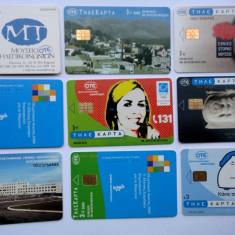 Lot cartele telefonice straine Grecia - 4 - CEL MAI MIC PRET - Cartela telefonica straina