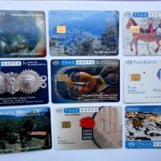 Lot cartele telefonice straine Grecia - 5 - CEL MAI MIC PRET - Cartela telefonica straina