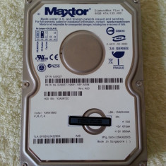 HARD Maxtor DiamondMax Plus 9 80GB IDE - Hard Disk
