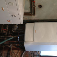 IMMERGAS VICTRIX 27 Plus ( centrala pe gaz in condensatie)