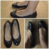 Pantofi S.Oliver din piele interior/exterior REDUCERE 100 RON - Pantof dama, Culoare: Negru, Marime: 39, Negru