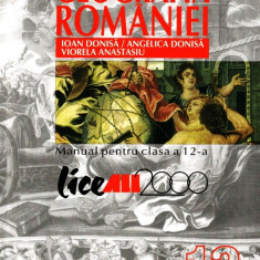 GEOGRAFIA ROMANIEI - MANUAL PT CLS A XII A de IOAN DONISA ED. ALL - Manual scolar all, Clasa 12