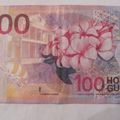 PVM - 100 gulden (guldeni) 2000 Suriname (Surinam)