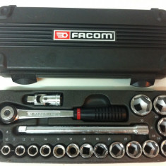 FACOM,, Trusa tubulare cu cliquet '' FACOM - Cheie mecanica