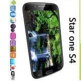 OFERTA ! Star S4 1920x1080 FHD/18 MPX/QUADCORE - Telefon mobil Dual SIM, Alb, 16GB, Neblocat, Dual SIM