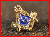PIN MASONIC-ECHER COMPAS USA