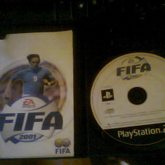 Joc ORIGINAL - fifa 2001-PS2