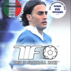 Joc ORIGINAL - fifa 2003-PS2