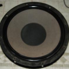 Difuzor de bass PHILIPS de inalta performanta (30 cm diametru), Difuzoare bass, 81-120 W