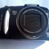 Aparat foto Canon Powershot sx120is - Aparat Foto compact Canon, Compact, 10 Mpx, 10x