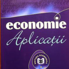 ECONOMIE. APLICATII - Coralia Angelescu (Editia a treia)