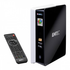 Movie Cube EMTEC S800H - Full HD (1080p) media Player+Recorder+DIGITAL HD Tuner
