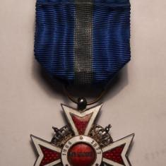 Coroana Romaniei Cavaler Model 1932 RARA - Ordin/ Decoratie