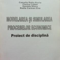 MODELAREA SI SIMULAREA PROCESELOR ECONOMICE. Proiect de disciplina - Ratiu-Suciu