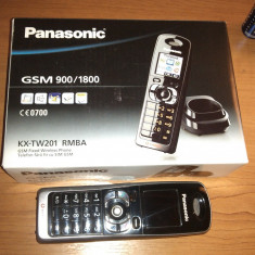 Telefon fix Panasonic KX-TW201 RMBA fara fir