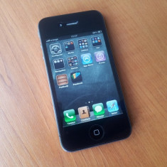 Apple iPhone 4S 16GB Neverlock Black, Negru, Neblocat