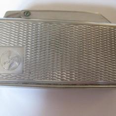 BRICHETA COLECTIE HOECHST CU PIATRA SI GAZ DIN ANII 70 - Bricheta de colectie