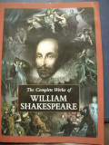 SHAKESPEARE OPERE COMPLETE ( lb engleza)-The COMPLETE WORKS of SHAKESPEARE