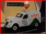 CITROEN 2CV Camionette OFKOC (scara 1/43) ELIGOR, 1:43