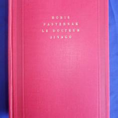 BORIS PASTERNAK - DOCTOR JIVAGO [LE DOCTEUR JIVAGO] - PARIS - 1958 -EX.NUMEROTAT - Carte de colectie, Trei
