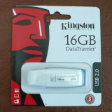 Stick USB Kingston 16GB cu factura., 16 GB