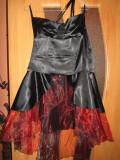 Rochie/ rochita de ocazie- fusta si corset, 36