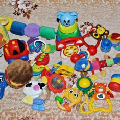 Jucarii pentru bebelus, set de 22 jucarii diferite