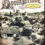 Panorame fotografice Bucuresti,anii 1856-1877,16 bucati FOTOGRAFII URIASE 220 x300 mm+prospect cu descriere
