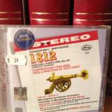 TCHAIKOVSKY / BEETHOVEN -1812 OVERTURE/CAPRICCIO..(2007/DECCA/UK) cd nou/sigilat