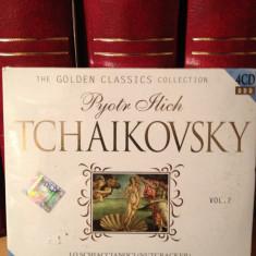 TCHAIKOVSKY - 4 CD BOX SET- (symphonies 4, 5 & 6, romeo and juliet, nutecracker) (2007) cd nou/sigilat - Muzica Clasica