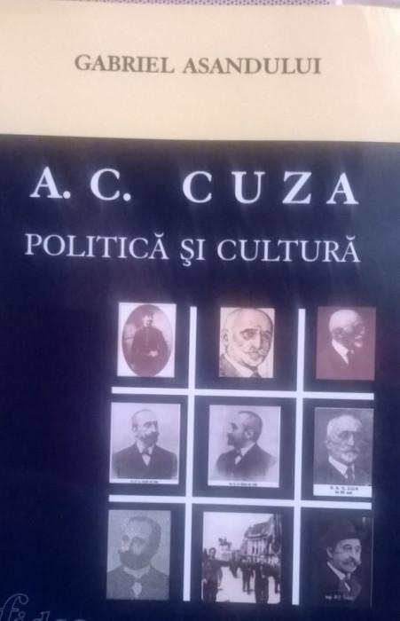 A C CUZA POLITICA SI CULTURA G ASANDULUI 2007 348PAG MISCAREA LEGIONARA LEGIONAR