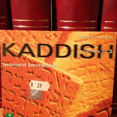 LEONARD BERNSTEIN - KADDISH  SYM. NO 3/ Y. MENUHIN (1999/WARNER)  cd nou/sigilat, universal records