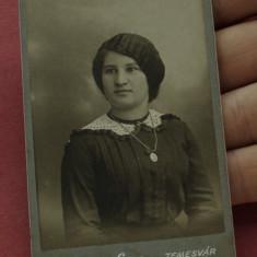 Fotografie veche - portret - Timisoara ( Temesvar ) !!!!, Portrete, Romania 1900 - 1950