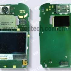 PLACA DYSPLAY CU DISPLAY EXTERIOR SI CAMERA NOKIA 6170 ORIGINAL - Display LCD