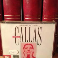 MARIA CALLAS - BEST OF 4CD BOX SET 1954-1961 (1990/EMI REC/UK ) cd nou/sigilat - Muzica Clasica emi records