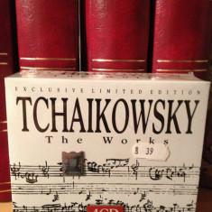TCHAIKOVSKY - 4 CD BOX SET- (symphonies 3, 6, romeo and juliet, nutecracker etc) (2007) cd nou/sigilat - Muzica Clasica