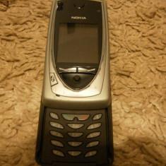 Nokia 7650 -79 lei - Telefon Nokia, Gri, <1GB, Neblocat, Fara procesor, Nu se aplica