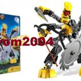 Robot XT4 tip lego, soldatul stelelor, jucarie constructiva, Decool 10002 - Jocuri Seturi constructie