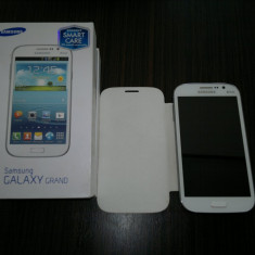 Samsung galaxy grand duos,,nou, 8GB, Alb, Neblocat