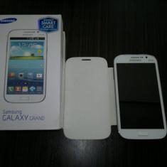 Samsung galaxy grand duos,, nou - Telefon mobil Samsung Galaxy Grand, Alb, Neblocat, Dual SIM