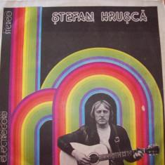 Stefan Hrusca, disc vinil Electrecord