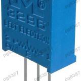 Semireglabil multitura, 50K, implantare verticala 3296-W - 161088