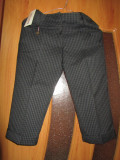 Pantaloni trei sferturi in carouri noi!, Trei-sferturi, S