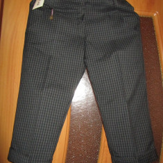 Pantaloni trei sferturi in carouri noi! - Pantaloni dama, Marime: S, Culoare: Din imagine