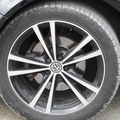 Jante aliaj superbe pe 17 pentru Golf 4, Audi TT cu cauciucuri Goodyear 225/45/17 50% uzate,,,Set 4 jante, 5
