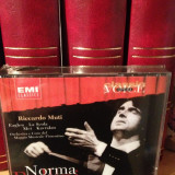 BELLINI - NORMA 3CD BOXSET with RICCARDO MUTI & ..1999/EMI /UK -  cd nou/sigilat