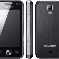 Telefon mobil Samsung C6712 Dual Sim, Black - stare foarte buna - Telefon Samsung, Negru, 16GB, Neblocat, Fara procesor