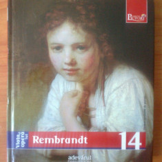 N Viata Si Opera Lui Rembrandt - Maurizia Tazartes, nr 14
